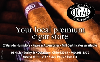 Your local premium cigar store