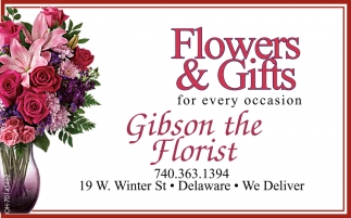 Flowers & Gigts for every occasion