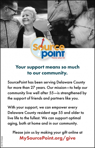 Your support means so much to our community