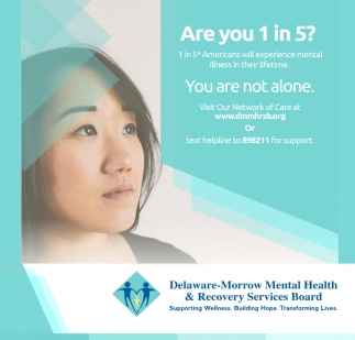 Are you 1 in 5?