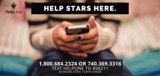 Help Stars Here