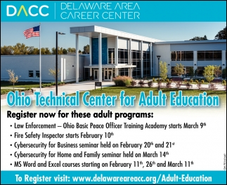 Ohio Technical Center for Adult Education