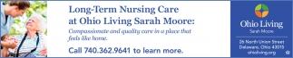 Long-Term Rehabilitation at Ohio Living Sarah Moore