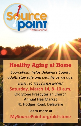 Healthy Aging at Home