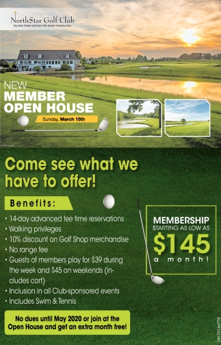 Come see what we have to offer!