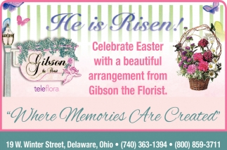 Easter Arrangements