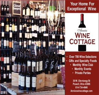 Your Home For Exceptional Wine