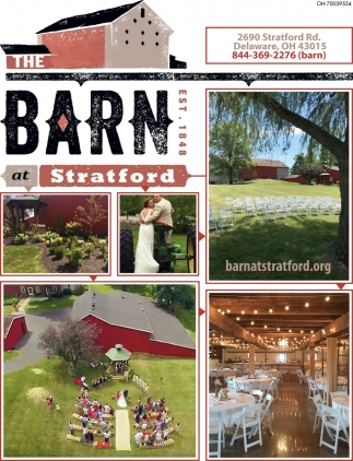 Imagine your event in our historic barn