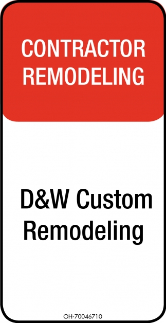 Contractor Remodeling