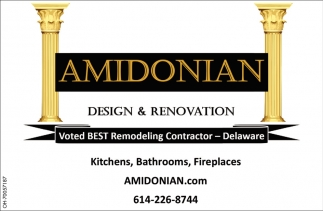 Kitchens, Bathrooms, Fireplaces