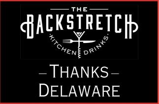 Thanks Delaware