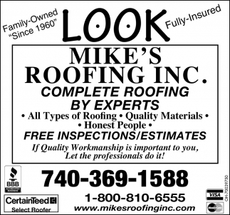 Complete Roofing By Experts