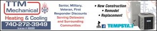 Senior, Military, First Responder Discounts