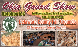 Ohio Gourd Show