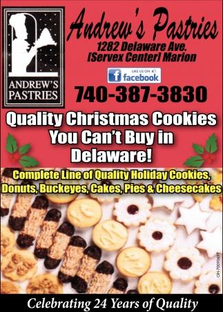 Quality Christmas Cookies