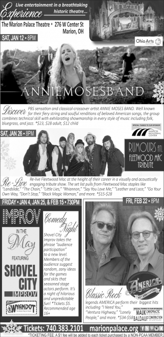 Annie Moses Band