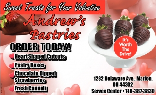 Sweet Treats for Your Valentine