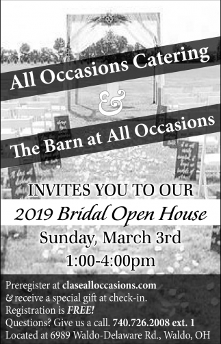 The Barn at All Occasions