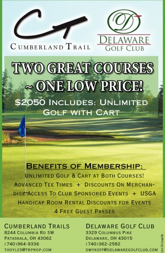 Two great courses - One low price!