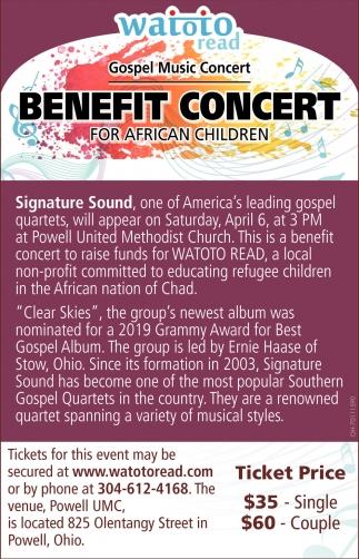 Gospel Music Concert