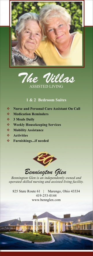 The Villas - Assisted Living