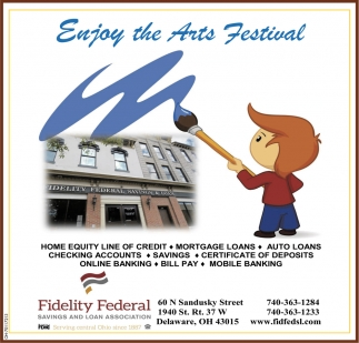 Enjoy the Arts Festival