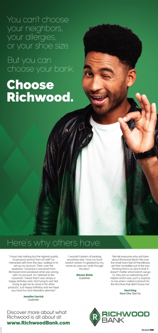Choose Richwood